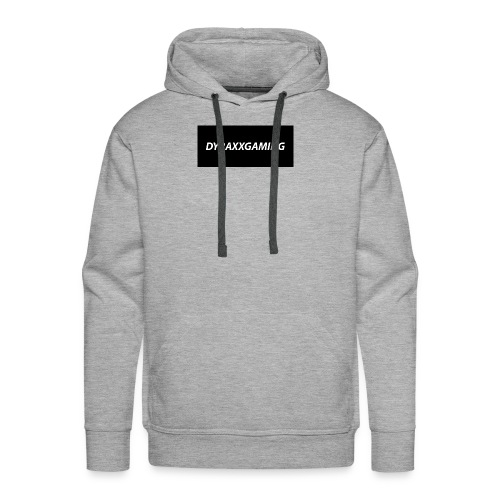 DyraxxLogo - Men's Premium Hoodie