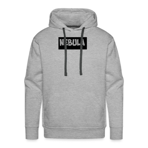 first shirt *crap* - Men's Premium Hoodie