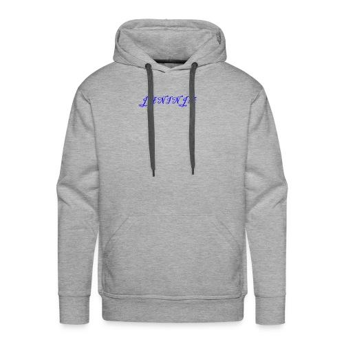 JaNinja Logo - Men's Premium Hoodie