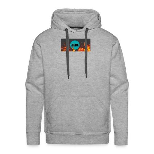 Zeke Logo Shirt - Men's Premium Hoodie