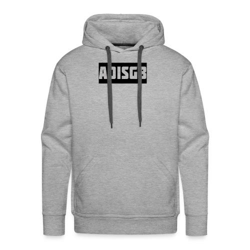 AdiSGB Official Tshirt - Men's Premium Hoodie