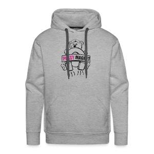 Pussy Magnet - Men's Premium Hoodie