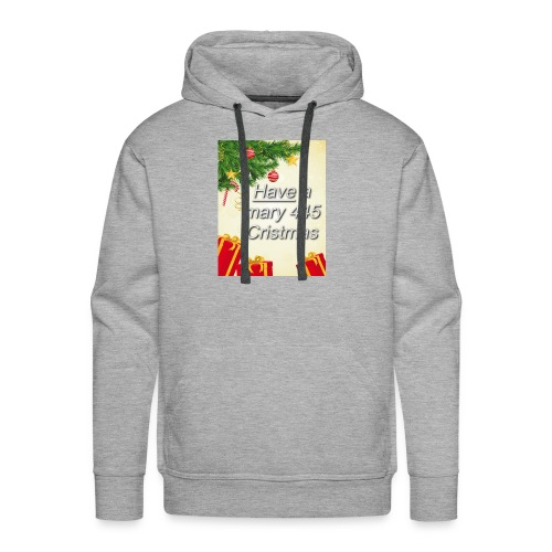 Have a Mary 445 Christmas - Men's Premium Hoodie