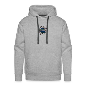 We all live in this world - Men's Premium Hoodie