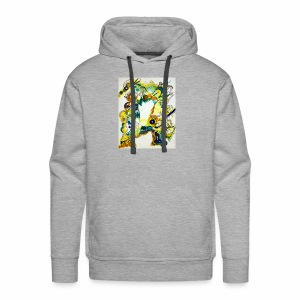 monster chaos - Men's Premium Hoodie