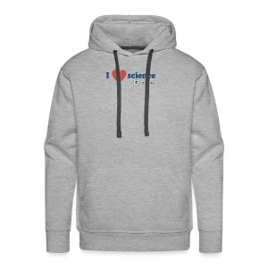Science Love - Men's Premium Hoodie