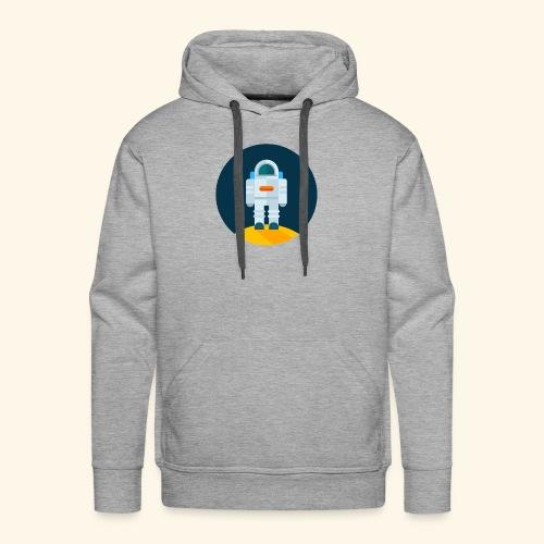ASTRONAUT - Men's Premium Hoodie