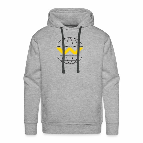 Weyland Yutani Corp - Building Better worlds - Men's Premium Hoodie