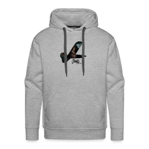 Ghosty vL Official Logo - Men's Premium Hoodie