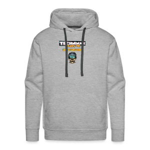 techninjoe Logo T-Shirt - Men's Premium Hoodie