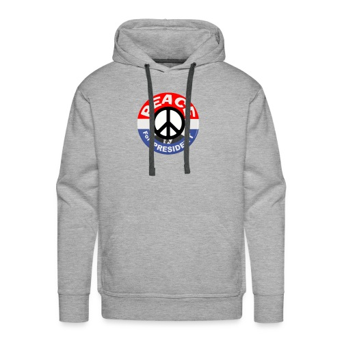 Peace For President - Men's Premium Hoodie