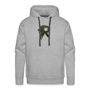 rubzys Merch logo - Men's Premium Hoodie