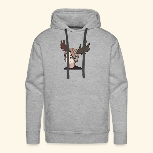 The Moose is on the loose - Men's Premium Hoodie