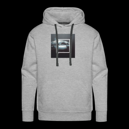Sharks. - Men's Premium Hoodie