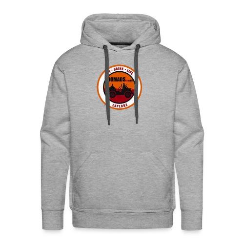 Nomads Logo - Men's Premium Hoodie