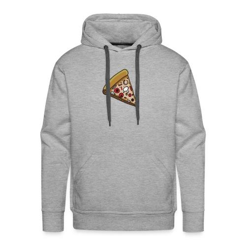 Pizza Pizza - Men's Premium Hoodie