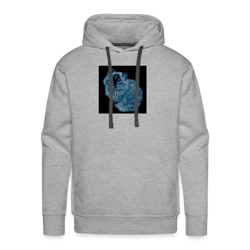 Vivian Blue - Men's Premium Hoodie