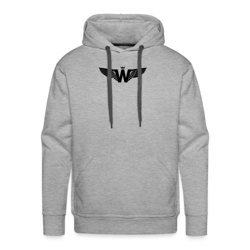 Wade Clothing Logo - Men's Premium Hoodie