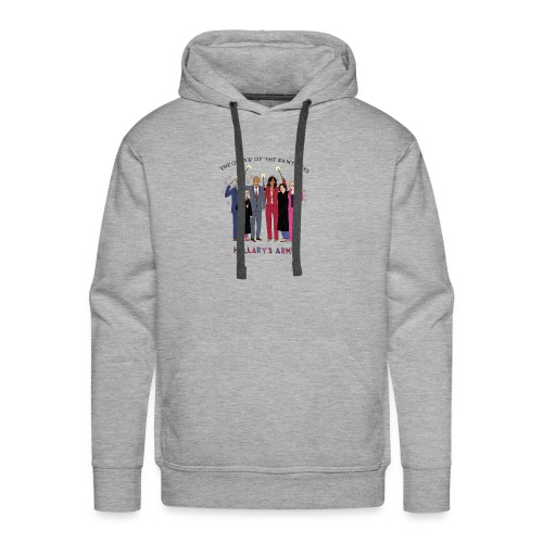 The Order of the Pantsuits: Hillary's Army - Men's Premium Hoodie