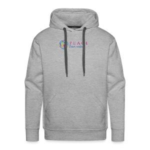LogoPeaceFirst - Men's Premium Hoodie