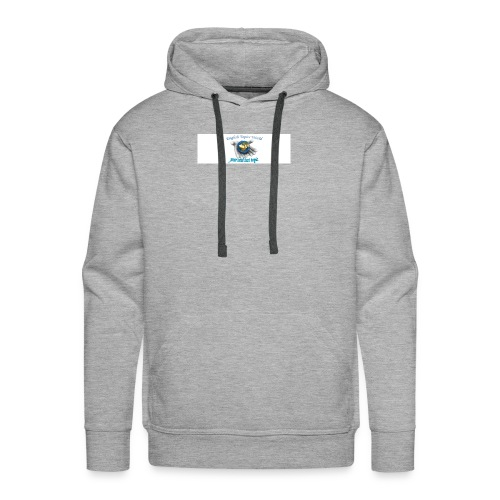 English Topics World - Men's Premium Hoodie