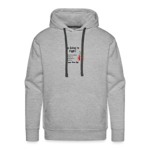 Knock Out Kidney Disease - Men's Premium Hoodie