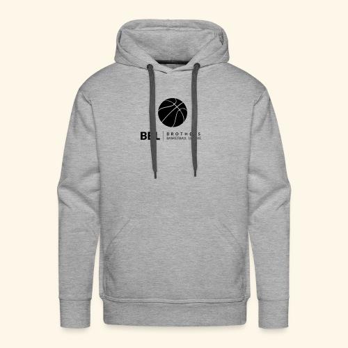 Brothers Basketball design - Men's Premium Hoodie