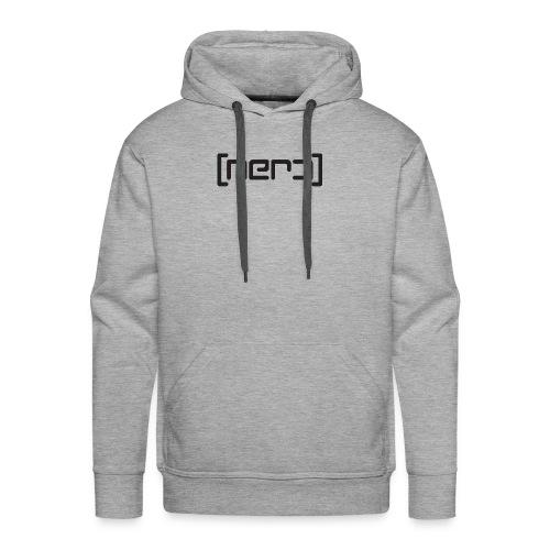 NERD - Men's Premium Hoodie