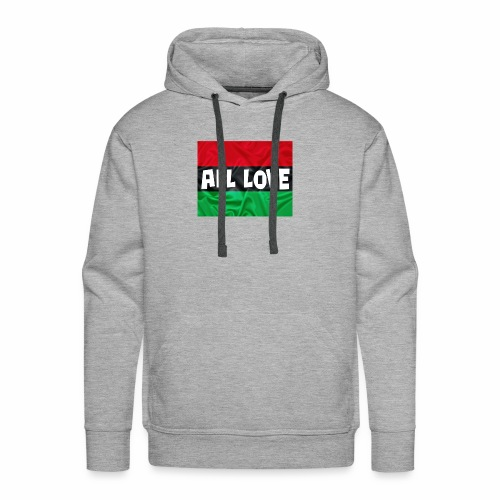 ALL LOVE - Men's Premium Hoodie
