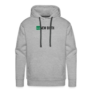 New Birth Logo - Men's Premium Hoodie