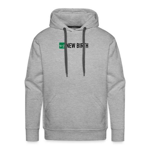 New Birth Logo - Men's Premium Hoodie