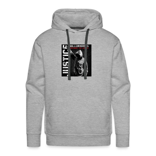 MHJ Justice - Men's Premium Hoodie