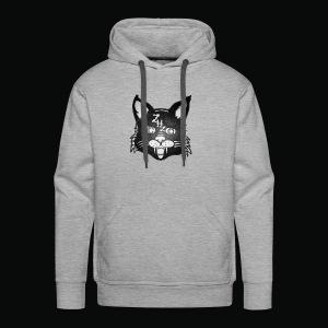 Lunar Cat - Men's Premium Hoodie