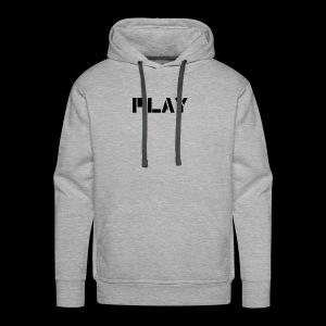 Play - Men's Premium Hoodie