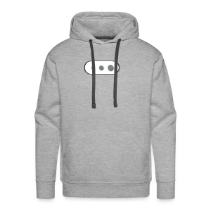 waiting for a message - Men's Premium Hoodie