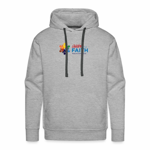Children of Faith Logo - Men's Premium Hoodie