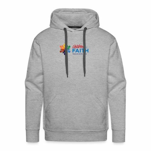 Children of Faith Logo - Men's Premium Hoodie