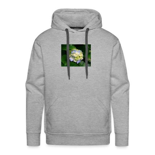 its a flower shirt - Men's Premium Hoodie