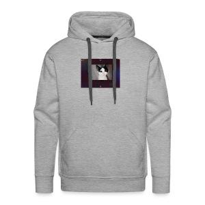 Tineey cat - Men's Premium Hoodie