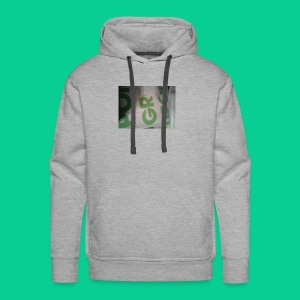 First product - Men's Premium Hoodie