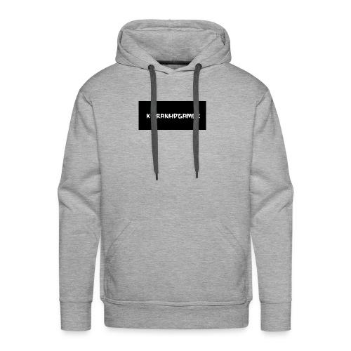 KieranHDGamer - Men's Premium Hoodie