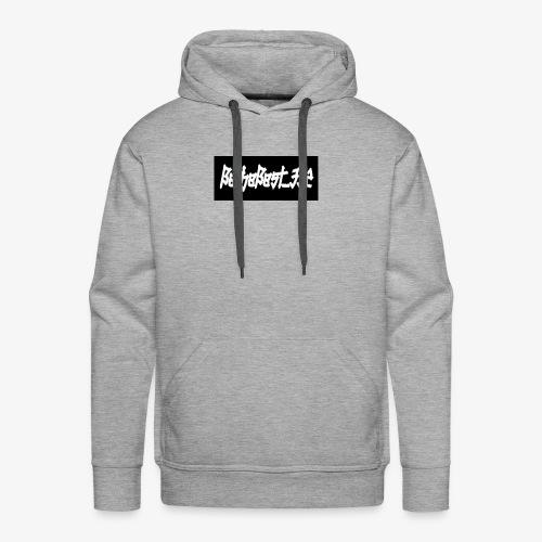 Bethebest332 logo - Men's Premium Hoodie