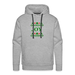 Christmas Joy - Men's Premium Hoodie