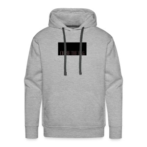 Chase The Bag - Men's Premium Hoodie