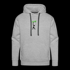 Cool Mine Craft Design - Men's Premium Hoodie