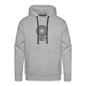Happiness Within - Men's Premium Hoodie