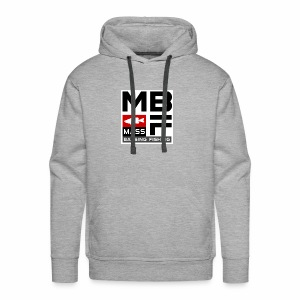 Mass Bassing Fishing - Men's Premium Hoodie