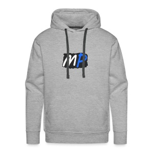 MishoPlays Classic Logo - Men's Premium Hoodie