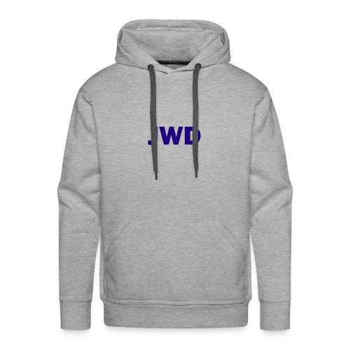 JevWD Merch - Men's Premium Hoodie