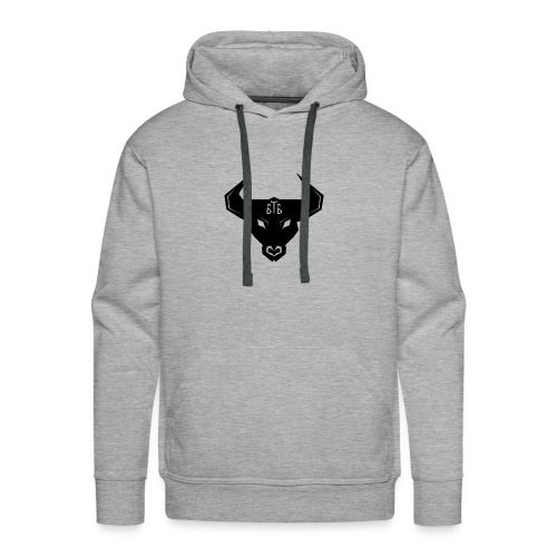 Be The Bull - Men's Premium Hoodie